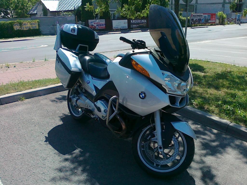 BMW R1200RT 2008