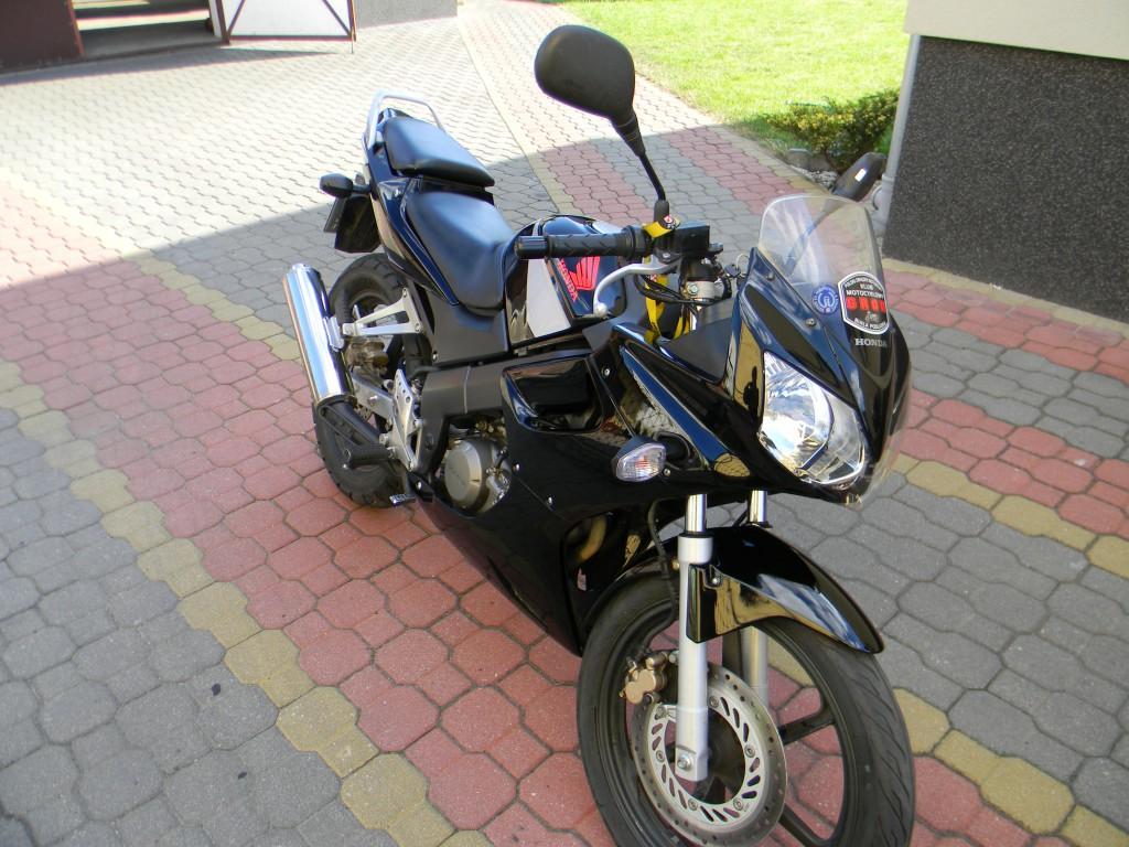 Honda CBR 125 2005r