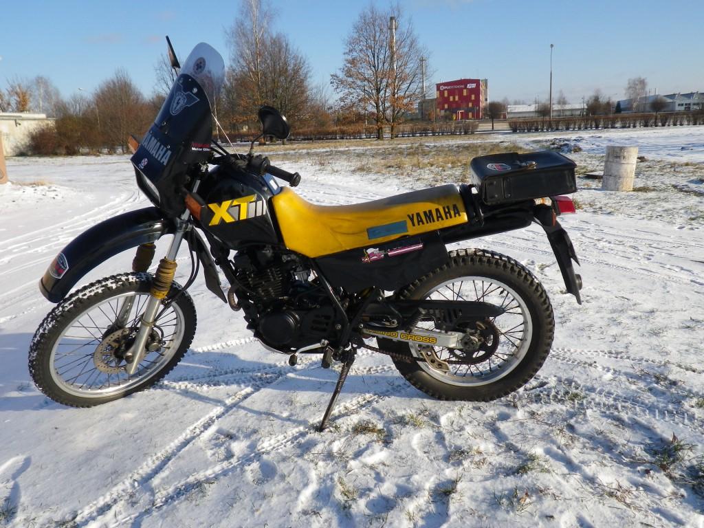 Yamaha  XT 350  1991r