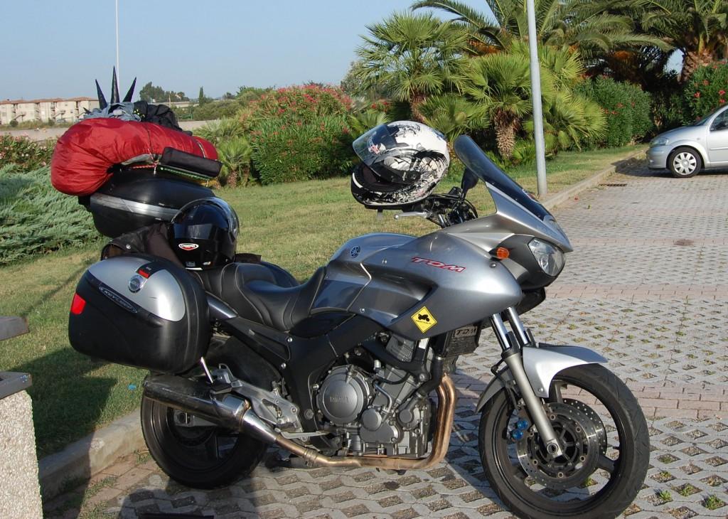 Yamaha TDM 900 5ps 2005