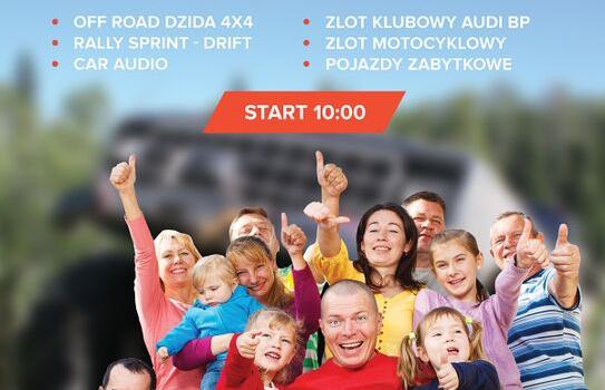 Zaproszenie na Piknik Motoryzacyjny na lotnisku w Białej Podlaskiej
