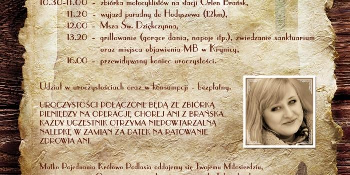 Zaproszenie od Godriders Brańsk